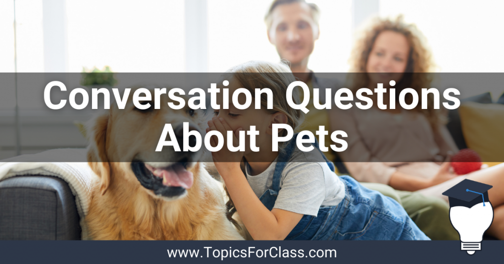 Questions About Pets