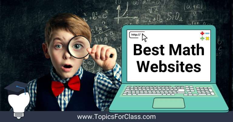 Best Math Websites For Learning And Teaching Mathematics