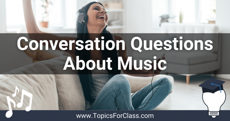 Conversation Questions About Music
